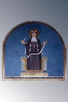 Biografía de Santa Hildegarda de Bingen