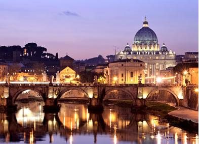 ROMA Noche Puente y Vaticano