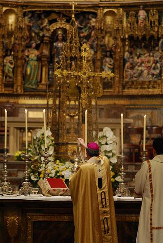 Rito Del Matrimonio Catolico Fuera De La Misa : El sr arzobispo de toledo crea una delegación para