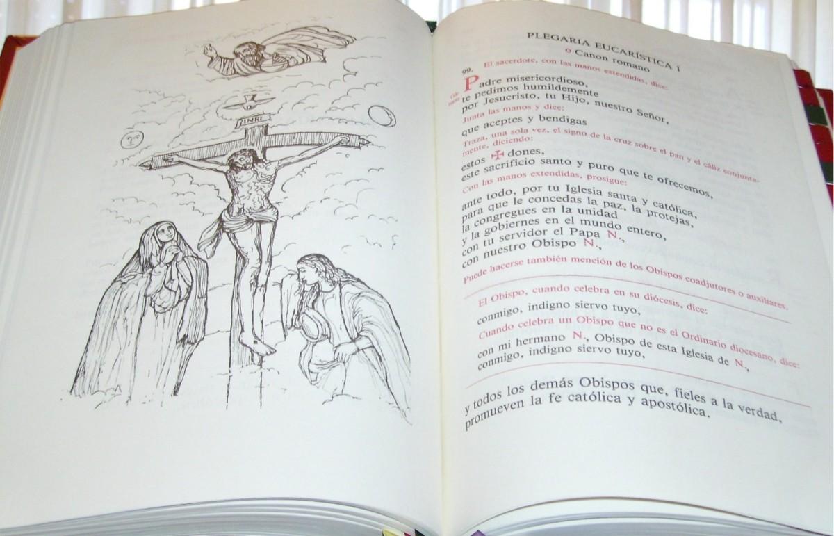 Rito Del Matrimonio Catolico Fuera De La Misa : Misal romano segunda edición iglesiaactualidad