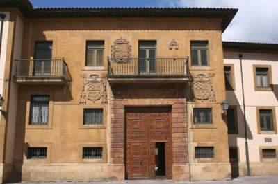 Palacio Episcopal de Oviedo