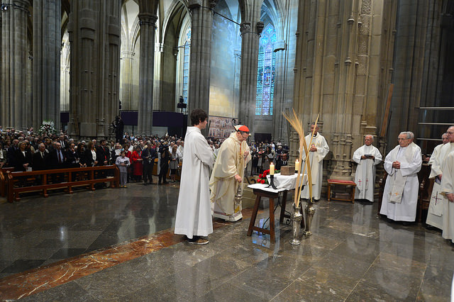 Rito Del Matrimonio Catolico Fuera De La Misa : Homilía del sr card angelo amato en la santa misa con el
