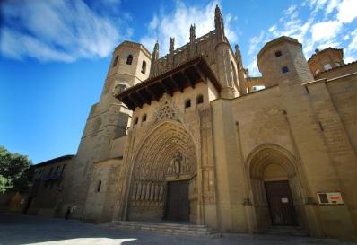 Huesca Catedral
