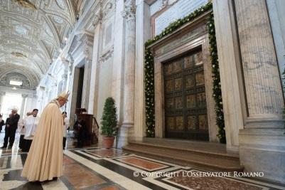 puerta santa francisco