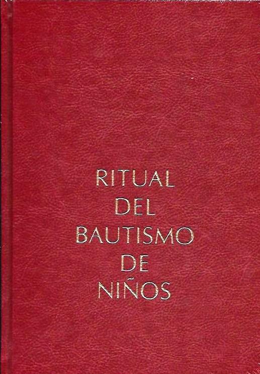 Rito Del Matrimonio Catolico Fuera De La Misa : Ritual del bautismo de niños iglesiaactualidad