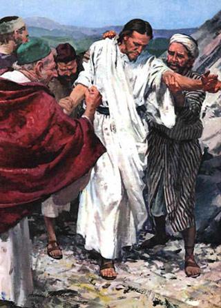 Resultado de imagen para Jesús signo de contradicción