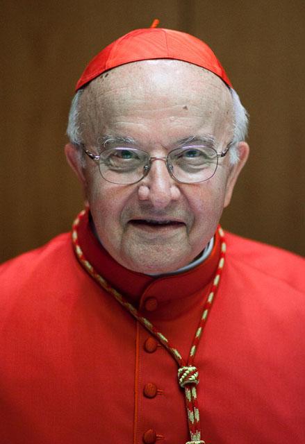 El cardenal estepa ingresa en el club de los cien obispos m s ancianos de la iglesia - Mas l estepa agullana ...