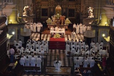 jubileo sacerdotes jaen