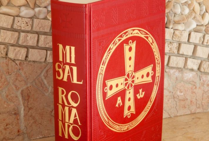 Rito Del Matrimonio Catolico Misal : La tercera edición típica de ordenación general del