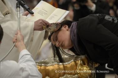 bautismo catecumenos