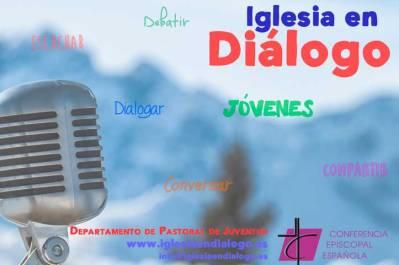 2018_pastoraljuvenil_iglesiaendialogo_cartel