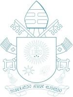 escudo francisco azul