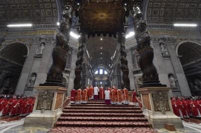 francisco pentecostes misa