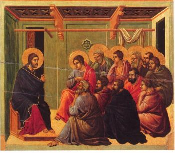 jesus cristo predicacion oracion sacerdotal despedida ultima cena