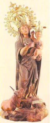 Virgen del Monte Toro