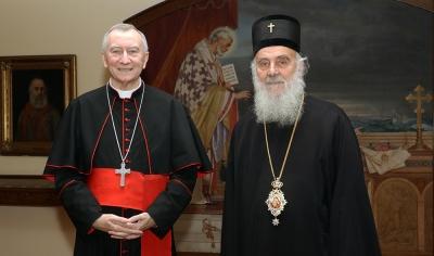 parolin patriarca serbio