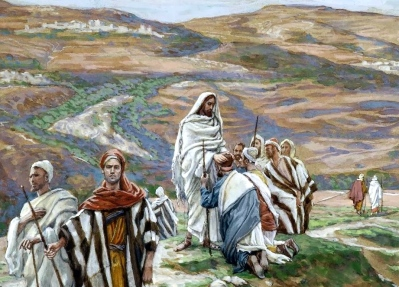 jesus envio apostoles