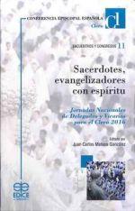 SACERDOTES, EVANGELIZADORES CON ESPÍRITU