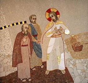 emaus eucaristia